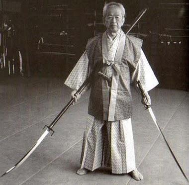 Масааки Хацуми, 34-ти патриарх на Тогакуре рю