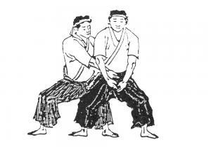 Методи за възпитание в традиционното джуджицу