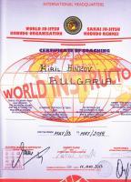 International Instructor Cerificate