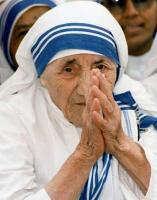 Най-хубавият ден - майка Тереза